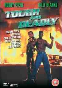 Tough Deadly DVD Billy Blanks