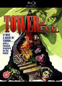 Tower Evil Blu ray Jill Haworth