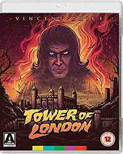 Tower London Blu ray Roger Corman