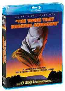 Town Dreaded Sundown BluRay Combo