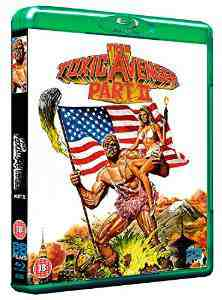 Toxic Avenger Part II Blu ray