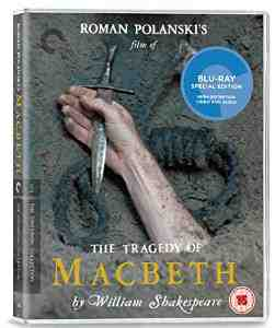 Tragedy Macbeth Criterion Collection Blu ray