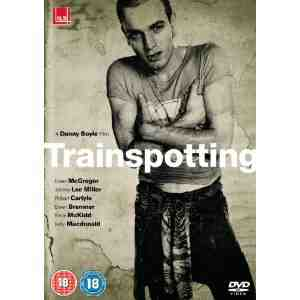 Trainspotting DVD Ewan McGregor