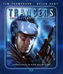 Trancers Blu ray Tim Thomerson October