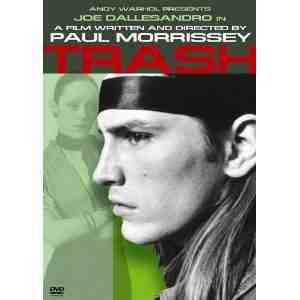 Trash DVD Region US NTSC