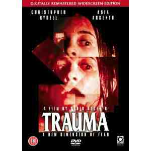Trauma DVD Christopher Rydell