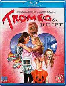 Tromeo Juliet Blu ray Jane Jensen