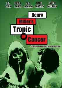 Tropic Cancer DVD Region NTSC