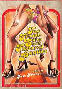 Two Female Spies With Flowered Panties DVD