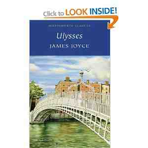 Ulysses Classics Wordsworth James Joyce