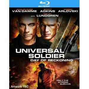 Universal Soldier Day Reckoning Blu ray