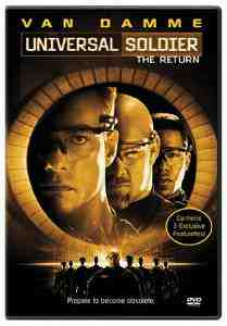Universal Soldier Return Region NTSC