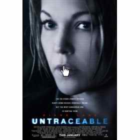 Untraceable film poster
