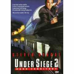 Under Siege 2 DVD cover