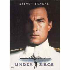 Under Siege DVD cover