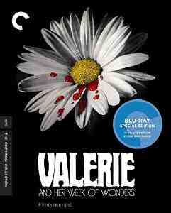 Valerie Her Week Wonders Blu ray