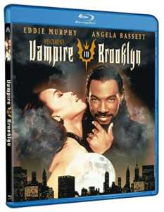 Vampire in Brooklyn Blu-ray
