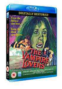 Vampire Lovers Blu Ray Remastered