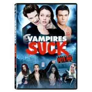 Vampires Suck DVD Region NTSC