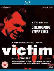 Victim Blu ray Dirk Bogarde