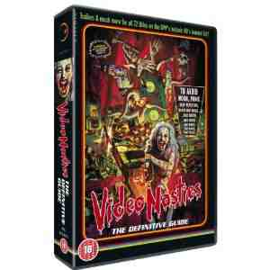 Video Nasties Definitive Guide DVD