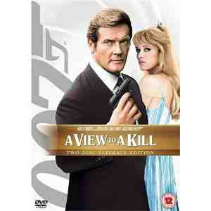 View Kill DVD