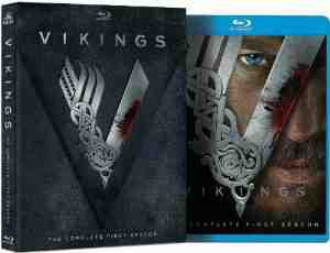 Vikings Season One Blu ray