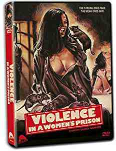 Violence in a Women's Prison DVD