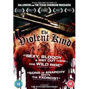 Violent Kind DVD Taylor Cole