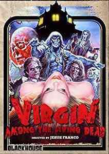 Virgin Among The Living Dead DVD