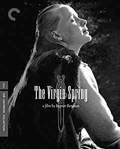 Virgin Spring Blu-ray