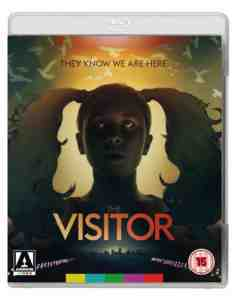 Visitor Dual Format Blu ray DVD