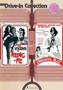 Vixens Of Kung Oriental Blue