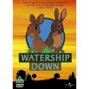 Watership Down DVD John Hurt