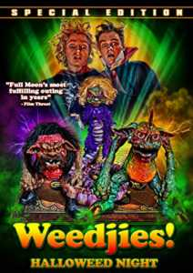 Weedjies: Halloweed Night - DVD