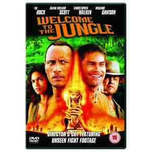 Welcome Jungle Directors Cut DVD