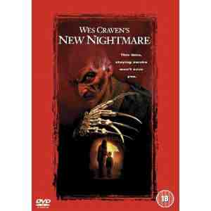 Wes Cravens New Nightmare DVD