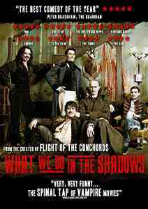 What We Do Shadows DVD