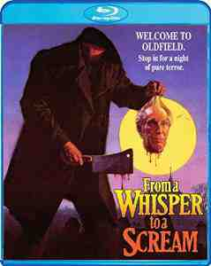 Whisper Scream Blu ray Vincent Price