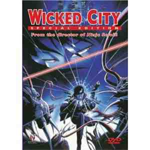 Wicked City DVD Region NTSC