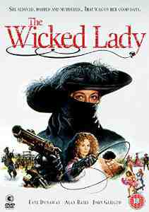 Wicked Lady DVD Faye Dunaway