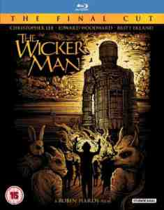 Wicker Man Anniversary Editon Blu ray