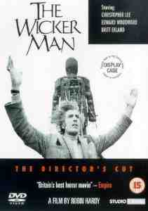 Wicker Man Directors Cut DVD