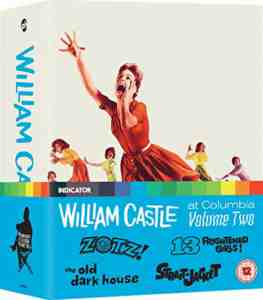 William Castle Volume Two Blu-ray