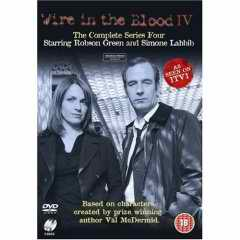 Wire in the Blood Season 4 DVD