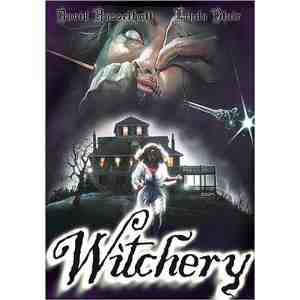 Witchery DVD Region US NTSC