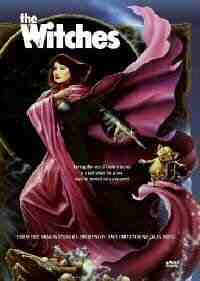 Witches DVD Anjelica Huston