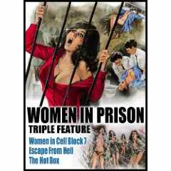 Women in Prison Triple Feature DVD