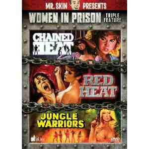 Women Prison Triple Feature Region