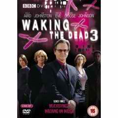 Waking the Dead Season 3 DVD cover
